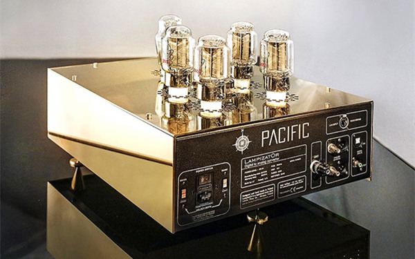 Lampizator The Pacific串流播放DAC前级