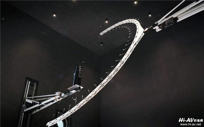 New Confidence與Evoke系列性能突破 Dynaudio研發中心Jupiter全像量測儀精準發威