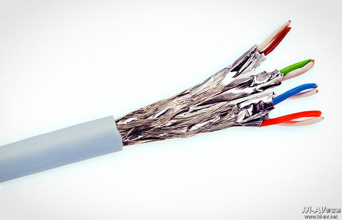 Supra Cat 8 Ethernet Cable乙太網絡線