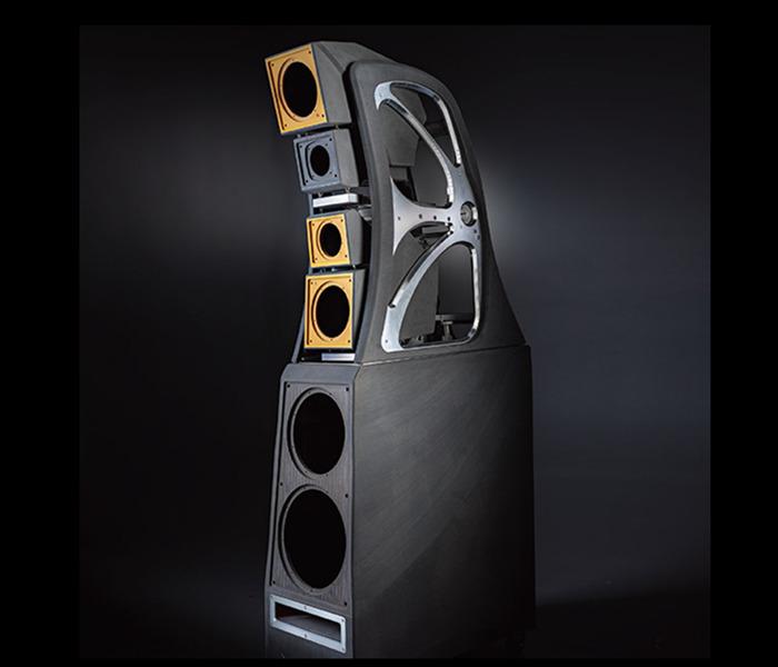 超跑喇叭瞩目新星:Wilson Audio Chronosonic XVX