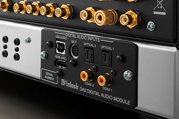 数字升级不用换机器 McIntosh推出DA2升级套件