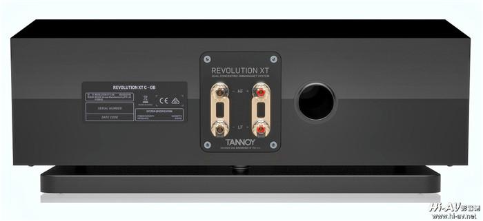 细致又好声 Tannoy Revolution XT系列音箱黑色钢烤版