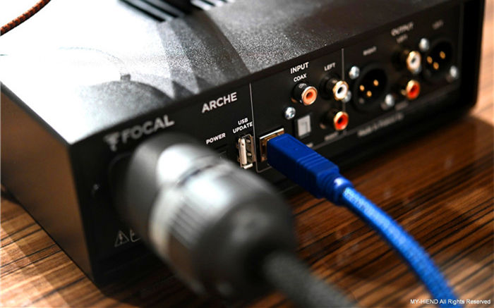 Focal Stellia耳机 + Arche DAC/耳放