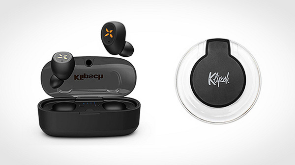轻巧酷炫的美国传奇 Klipsch S1真无线蓝牙耳机