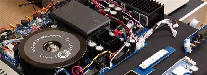 十项全能的All in One一体机: Cary Audio AiOS