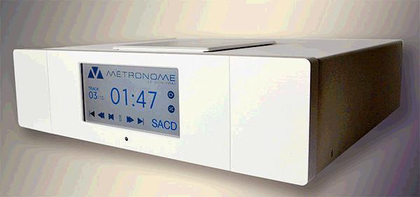 是SACD也是DAC Metronome AQWO SACD/CD
