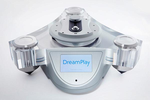 用Turntable概念造CD Kalista DreamPlay CD转盘