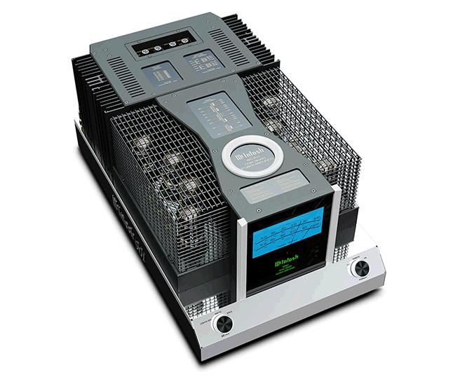 McIntosh MC901管晶雙單聲道后級