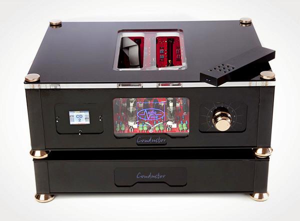 Audio Valve Conductor真空管前级