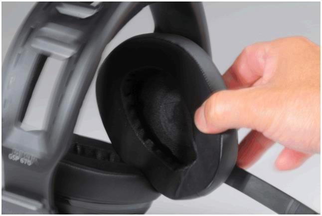 无线的,真香-Sennheiser GSP 670无线电竞耳机