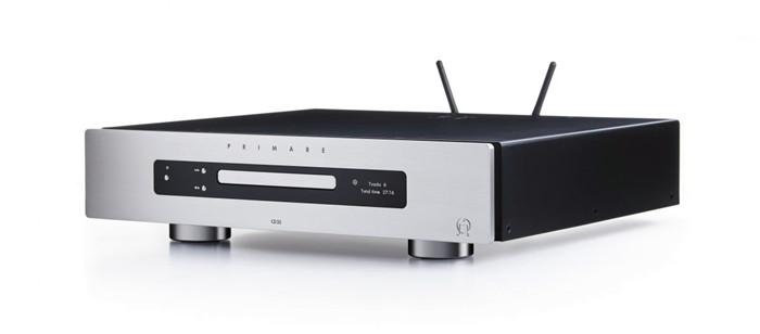 模組化設計 Primare CD35 Prisma CD串流播放器