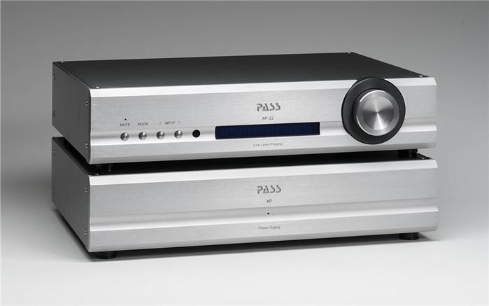 坚持电源分离 Pass Labs XP-22前级放大器