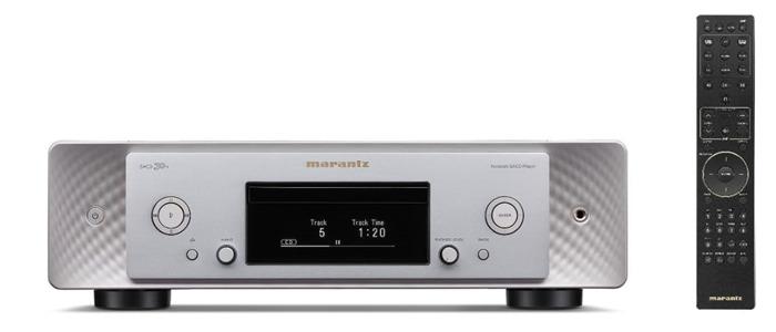 新時代樣貌:Marantz SACD 30n 網絡/SACD播放機推出