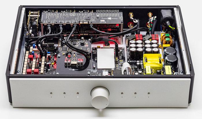 模組式設計更方便 Mola-Mola Kula綜合放大器