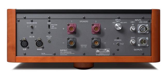 新旗舰 SPEC RPA-MG1000单声道后级